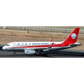 JCWINGS A319S Sichuan Airlines B-6453 1:400