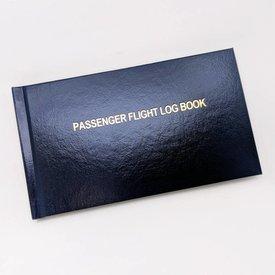 avworld.ca Passenger Flight Log Book hardcover