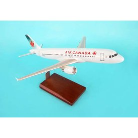 A320 Air Canada 2004 livery 1:100 with stand