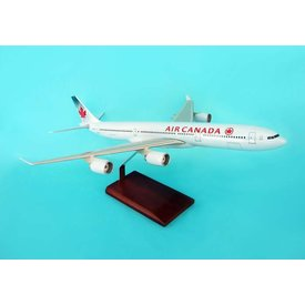 A340-500 Air Canada 2004 livery 1:100 with stand (no gear)