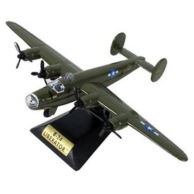 MotorMax B24 Liberator Camouflage diecast toy