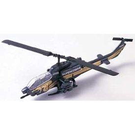 MotorMax AH1W Supercobra diecast toy