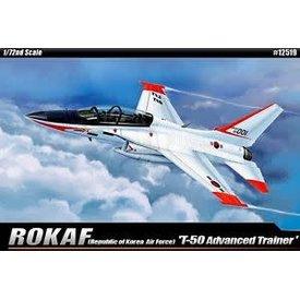 Academy T50 Advanced Trainer ROKAF 1:72 SCALE ACADEMY KIT