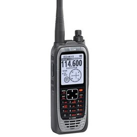 Icom IC-A25N Transceiver VHF Airband Handheld with GPS