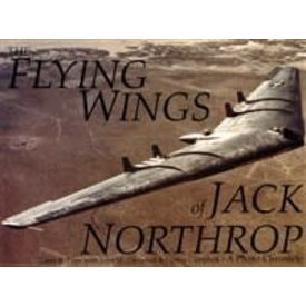 Schiffer Publishing Flying Wings of Jack Northrop softcover