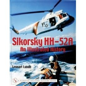Schiffer Publishing Sikorsky HH52A: An Illustrated History softcover