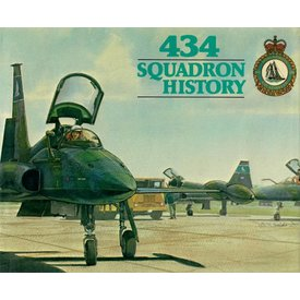 434 Squadron History RCAF 1984 Hardcover (Used Copy)**O/P**