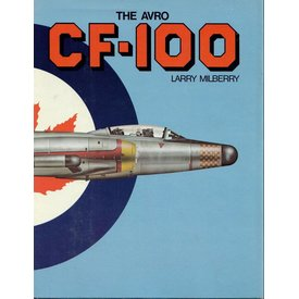CANAV BOOKS Avro CF100 Hardcover (Used Copy)**O/P**
