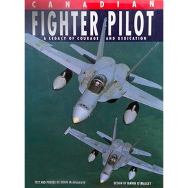 McGraw-Hill Canadian Fighter Pilot: Legacy of Courage and Dedication hardcover (Used Copy)**O/P**