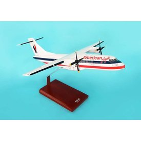 ATR42 American Eagle Old Livery 1:48 with stand (no gear)*NSI*