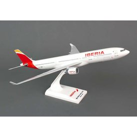 SkyMarks A330-300 Iberia New Livery 2013 1:200 with stand