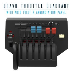 Honeycomb Honeycomb Bravo Throttle System with Flaps and Gears