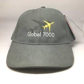 Bombardier CAP Global 7000 grey Bombardier