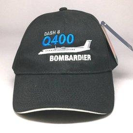 Bombardier CAP dash8 Q400 Bombardier Charcoal