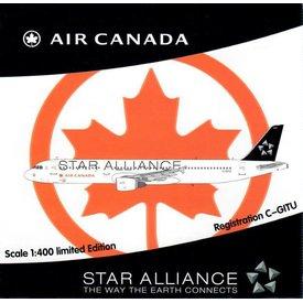 HYJL Wings A321 Air Canada Star Alliance C-GITU 451 1:400