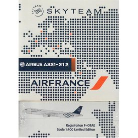 HYJL Wings A321 Air France Skyteam F-GTAE 1:400