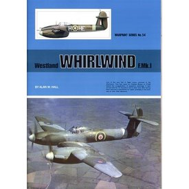 Warpaint Westland Whirlwind F.Mk1: Warpaint #54 Softcover