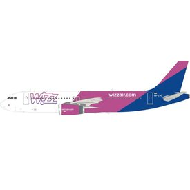 InFlight A320 A320-200 Wizz Air HA-LWO 1:200 with stand