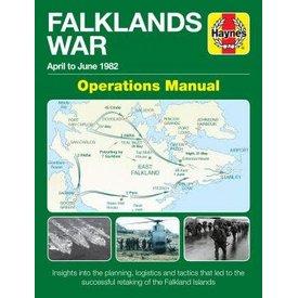 Haynes Publishing Falklands War: Operations Manual: April to June 1982 hardcover