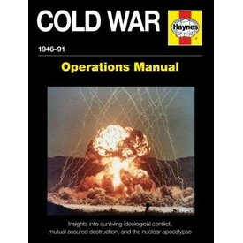 Haynes Publishing Cold War: Operations Manual: 1946-1991 hardcover