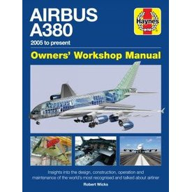 Haynes Publishing Airbus A380: 2005 to present: Owner's Workshop Manual hardcover