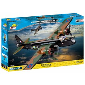Vickers Wellington RCAF GR-H Cobi Historical Collection