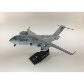 Pilot Collectibles CC177 Globemaster III RCAF 429 Squadron 177704 1:200 with stand