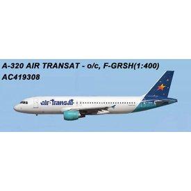AeroClassics A320 air Transat F-GRSH (Star Airlines livery) 1:400