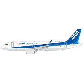 JCWINGS A320neo ANA JA213A 1:200 with stand