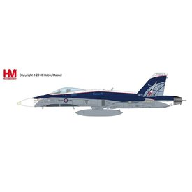 Hobby Master CF188 RCAF 2018 Demo Team NORAD 60th 1:72 with stand