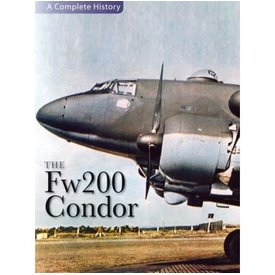 Crecy Publishing FW200 Condor: Complete History hardcover