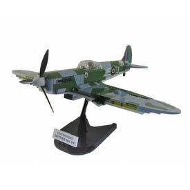 Supermarine Spitfire VB RAF JE-J Johnnie Johnson Cobi Historical Collection 250 pieces