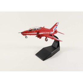 Pilot Collectibles BAe Hawk Royal Air Force Red Arrows 1:72 with stand