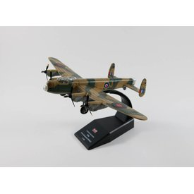 Pilot Collectibles Avro Lancaster B.Mk.I RAF YZ-J 1:144 with stand