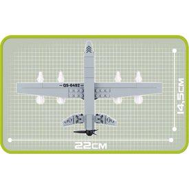 RCAF Small Army Drone grey Cobi