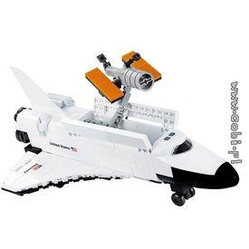 Cobi Space Shuttle Discovery Cobi 310 Pieces