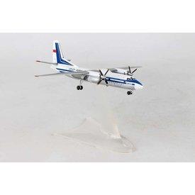 Herpa AN24RV Aeroflot CCCP-46466 1:200 with stand