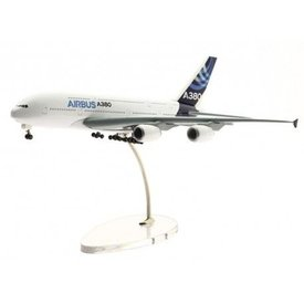 Airbus A380 diecast scale model 1:400