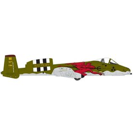 Herpa A10C USAF 107FS Red Devils Michigan ANG 1:200 (nostand)