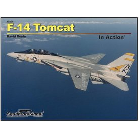 Squadron F14 Tomcat: In Action #206 softcover