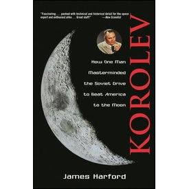 Korolev: Soviet Drive to the Moon softcover