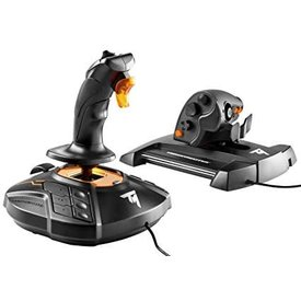 Thrustmaster T16000M FCS HOTAS Joystick and Throttle for PC (Windows 7, 8, 10 Vista) USB