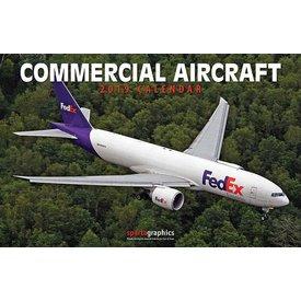 Commercial Aircraft Calendar 2019