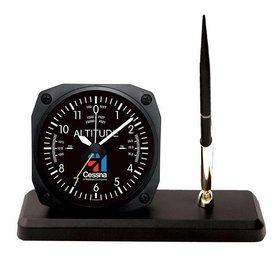 Trintec Industries Cessna Altimeter Desk Pen Set