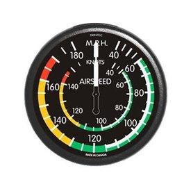 Trintec Industries Classic Round Airspeed Indicator Fridge Magnet
