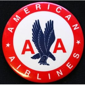 Magnet American Airlines