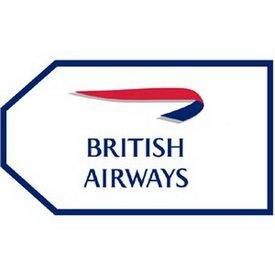 Luggage Tag British Airways