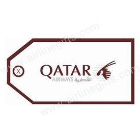 Luggage Tag Qatar