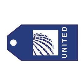 Luggage Tag United NC