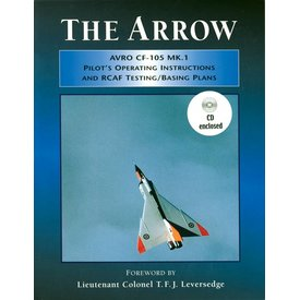 ARROW:AVRO CF105 MKI PILOT'S OP.INSTR.CD